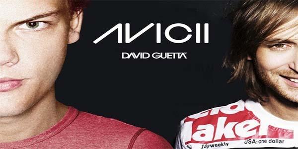 AVICII e David Guetta