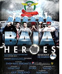 Baia Imperiale Baia Heroes