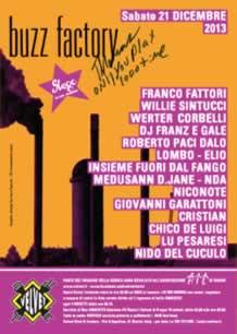 Velvet Rimini Buzz Factory 21 Dic 2013