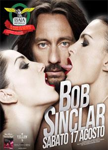 Baia Imperiale Bob Sinclar – 17 ago