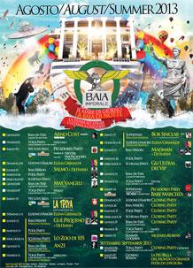 discoteca baia imperiale 2013