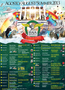 Baia imperiale – Pool Party – 13 Ago