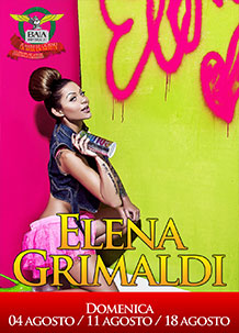 Baia Imperiale – Elena Grimaldi – 18 Ago