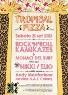 Velvet – Tropical Pizza – 21 set