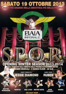 Baia Imperiale – Opening Winter – 19 Ott