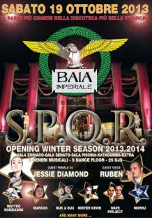 Baia Imperiale – Opening Winter – 19 Ott