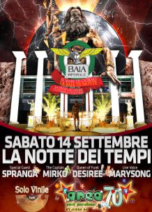 Baia Imperiale – Closing Party – 14 set