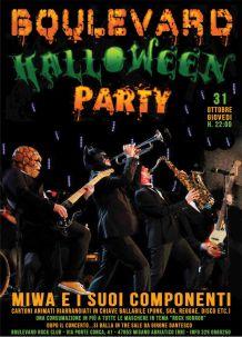 Boulevard 2013 – Halloween Party – 31 Ott