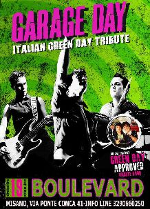 Boulevard 2013 – Green Day Tribute – 19 Ott