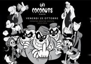 Coconuts 2013 – Fuck The Crisis – 25 Ott