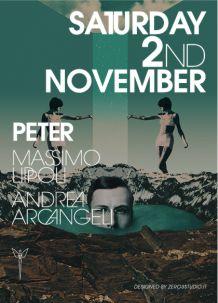 Peter Pan Riccione 2 novembre 2013