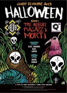 Velvet 2013 – Halloween Party – 31Ott