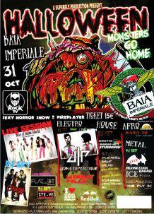 Baia Imperiale 2013 – Halloween – 31 Ott