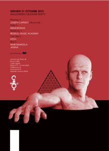 Cocorico 2013 – Joseph Capriati – 31 Ott