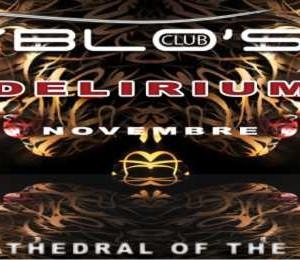 Byblos Riccione – Delirium – 29 Nov 2013