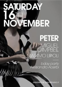 Peter Pan -Miguel Campbell-16 Nov 2013