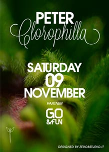 Peter pan – Clorophilla – 2 Nov 2013