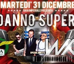 Baia Imperiale -SuperShow-Capodanno 2014
