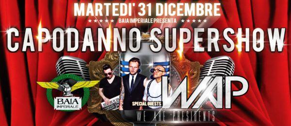 baia imperiale Capodanno Riccione 2014