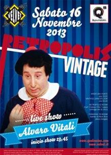 Velvet Rimini – Retropolis -16 Nov 2013
