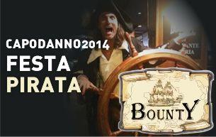 Bounty Rimini capodanno 2014