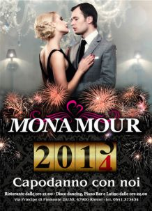 Monamour Rimini – Capodanno 2014