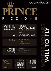 prince riccione capodanno 2014