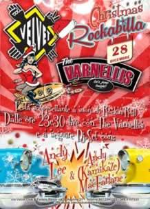 Velvet Rimini CHRISTMAS ROCKABILLA 2013