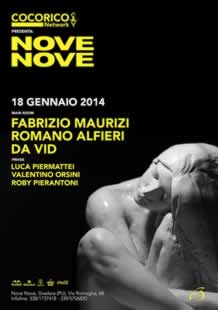 Cocoricò Riccione al Nove Nove Club 2014