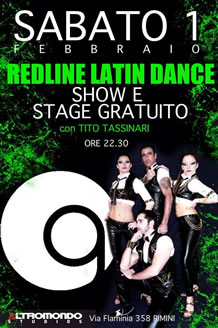Redline Latin Dance Altromondo Studios