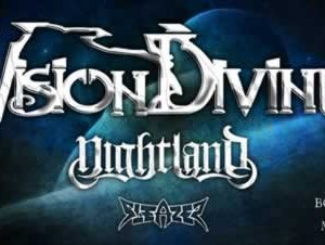 I Vision Divine al Boulevard 11 Gen 2014