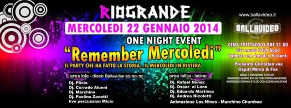 grancaribe riogrande remember 2014