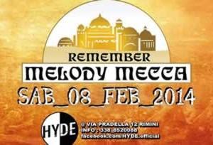 Melody Mecca Remember al Hyde Feb 2014