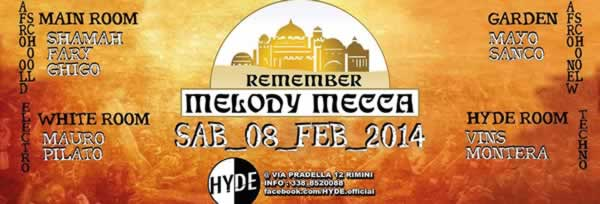hyde melody mecca remember 8 febbraio 2014