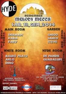 Hyde presenta Melody Mecca Remember 2014