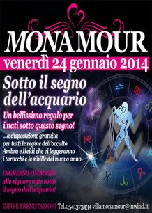 Nati dell'Acquario a Villa Monamour 2014