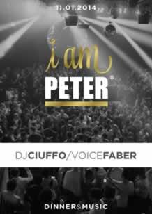 Dj Ciuffo al Peter Pan Riccione 11gen2014