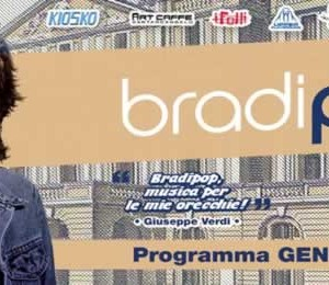Piano B e Arcano al Bradipop 18 gen 2014
