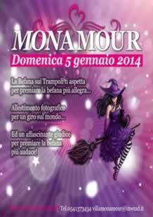Villa Monamour festa della Befana 2014