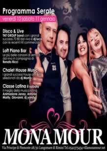 Villa Monamour week-end 10 e 11 gennaio