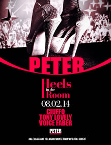 Peter pan riccione 8 febbraio 2014