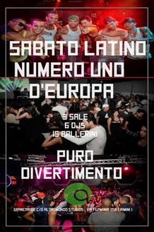 Serata Latina all'Altromondo 8 Feb 2014