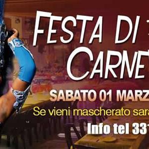 Carnevale 2014 al Terrasamba Riccione