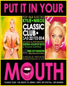 classic club 22 febbraio 2014
