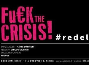 Fuck The Crisis al Coconuts 7 Feb 2014