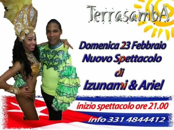 terrasamba domenica 23 febbraio 2014