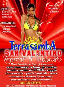 San Valentino 2014 al Terrasamba