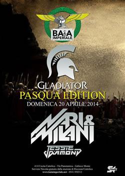 Pasqua2014 Baia Imperiale Nari&Milani