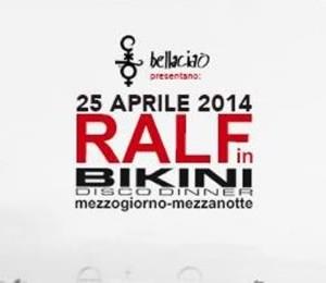 Dj Ralf 12 ore no Stop al Bikini