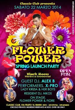 classic club festa primavera 2014